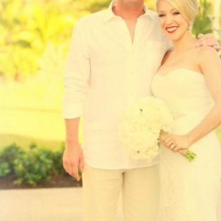Clint and Lorra Bowyer Bahamas Wedding photo