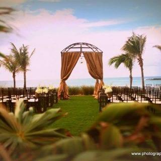 Clint and Lorra Bowyer Bahamas Wedding