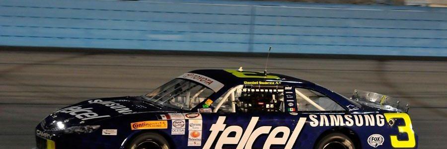 NASCAR NATIONWIDE: Daniel Suarez Joe Gibbs Racing NASCAR Ride