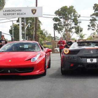 Ferrari Supercar Show Newport Beach ( CARS )
