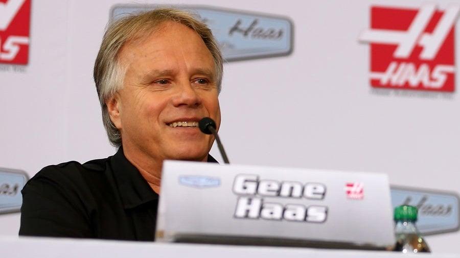 Gene Haas F1 Team