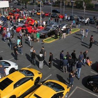 Lamborghini Supercar Show Newport Beach ( CARS )