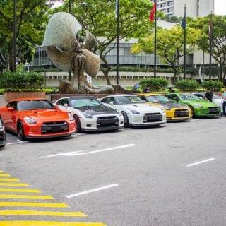 Nissan GT-R Fleet