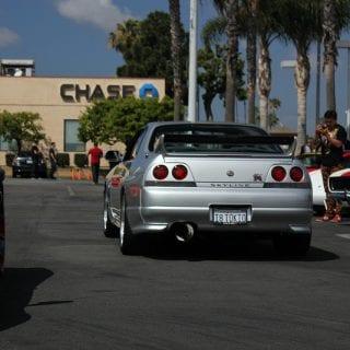 Nissan Skyline R32 GTR Supercar Show Newport Beach ( CARS )