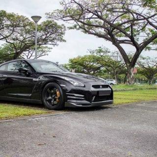 Skyline Nissan GT-R