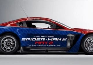 Tomy Drissi Motorsports Spider Man 2 Car