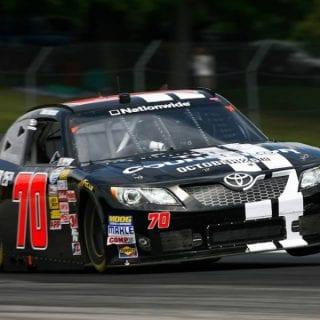 Tomy Drissi NASCAR