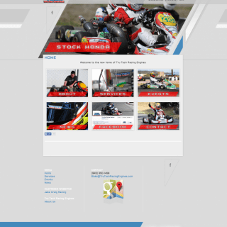 Tru Tech Racing Engines - Walters Web Design ( 2014 Website Designs )