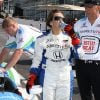 102 Year Old Woman Edith Pittenger Indianapolis Mario Andretti