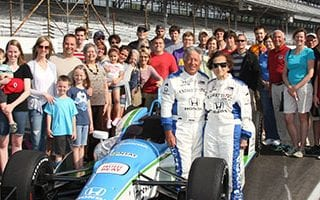 102 Year Old Woman Laps At Indianapolis Motor Speedway