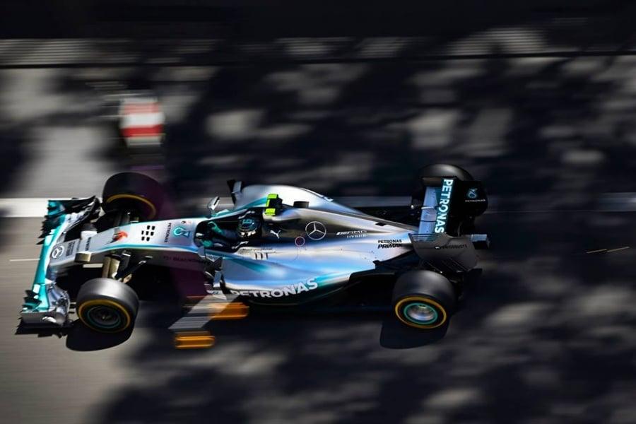 2014 Monaco Grand Prix Results ( F1 )