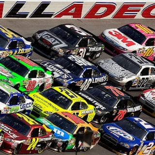 2014 Talladega Results ( NASCAR CUP SERIES )
