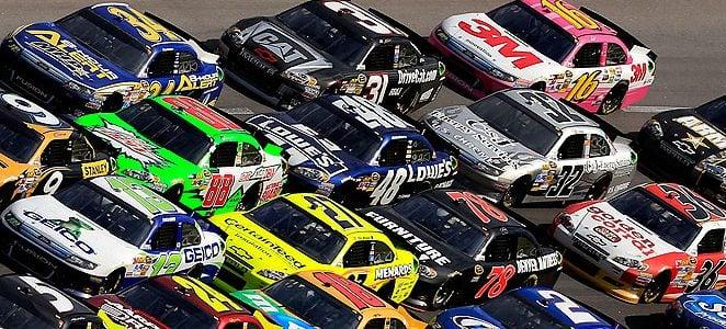 NASCAR CUP: 2014 Talladega Results