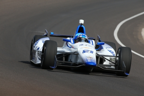 Indy 500 Qualifying Results ( Ed Carpenter )