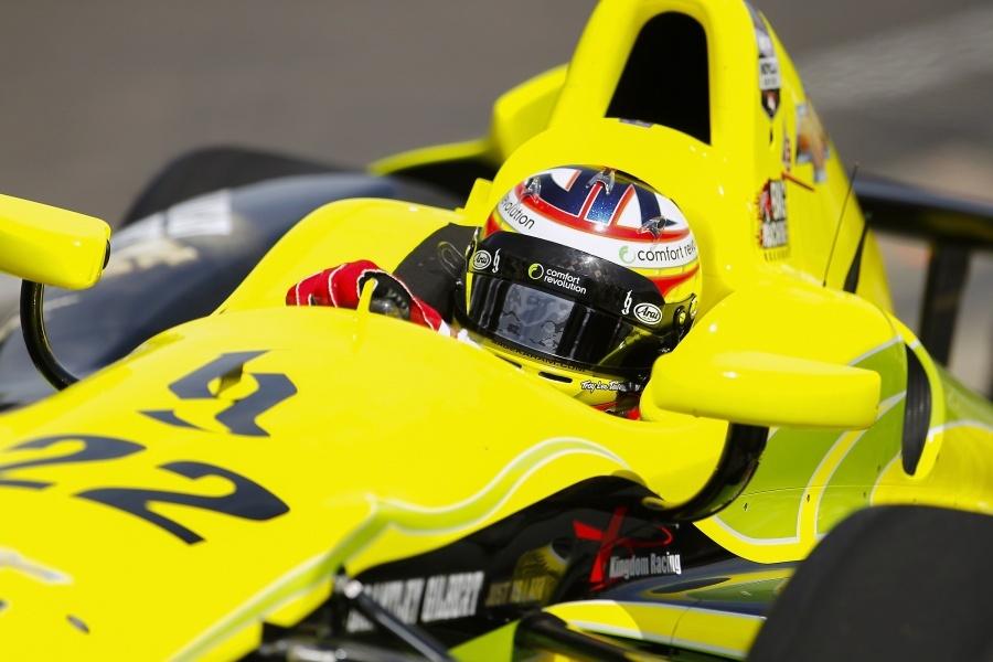 Indy 500 Starting Grid ( Sage Karam )
