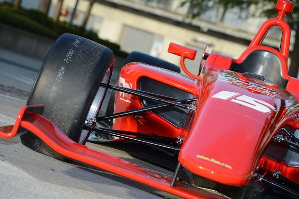 Indy Lights Dallara IL-15 Car Front Photos