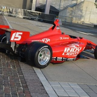Indy Lights Dallara IL-15 Car Photos