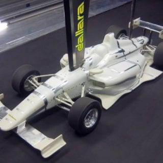 Indy Lights Dallara IL-15 Chassis Model