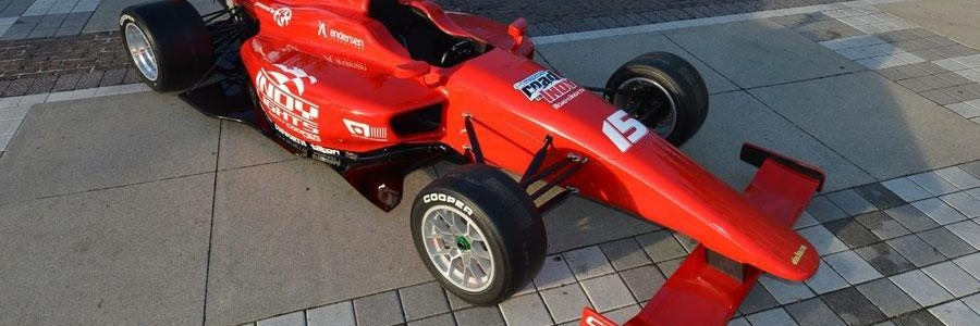INDY LIGHTS: Dallara IL-15 Chassis