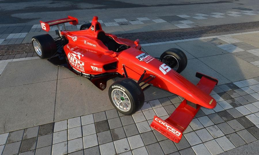 Indy Lights Dallara IL-15 Chassis Photos