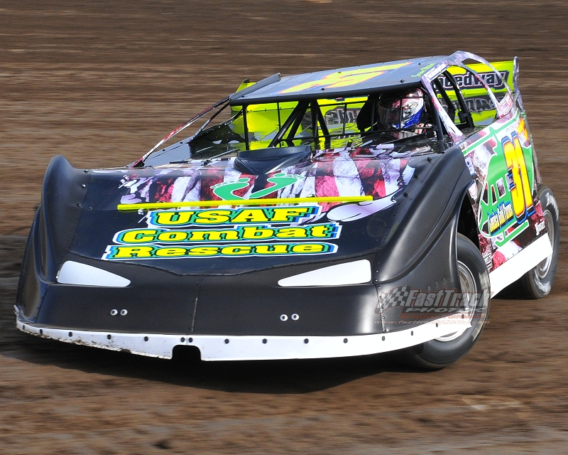Jason Utter Motorsports Dirt Late Model Web Design 2