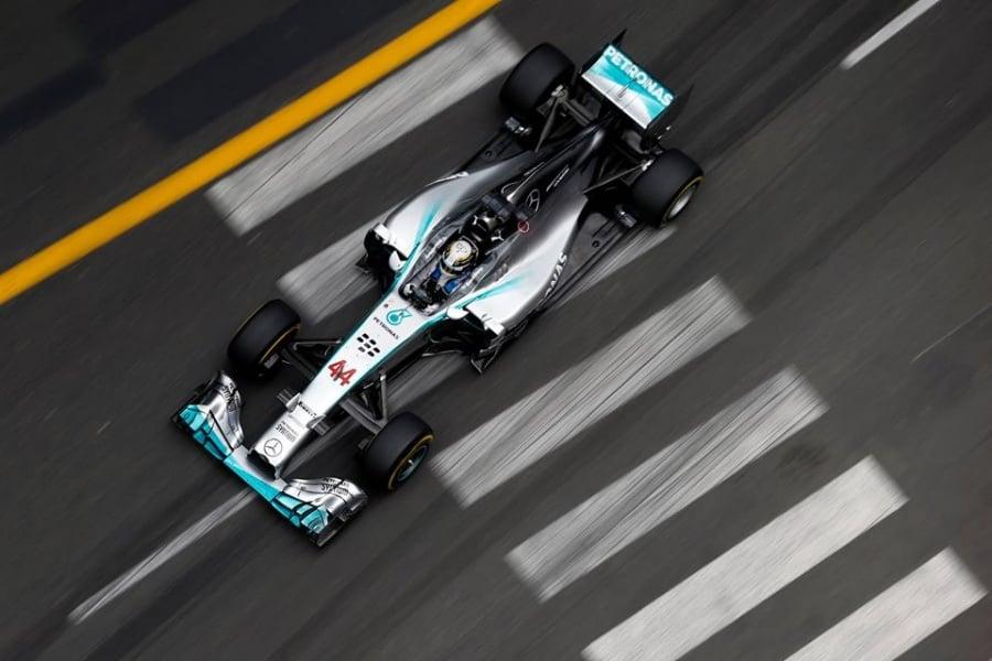 Lewis Hamilton - 2014 Monaco Grand Prix Qualifying Results ( F1 )