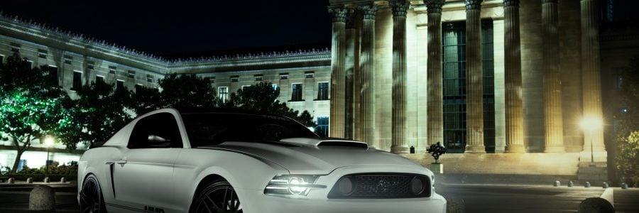 CARS: Modern Muscle Design Mustang