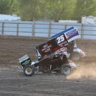 Rock Rapid Speedway Dirt Track Closed