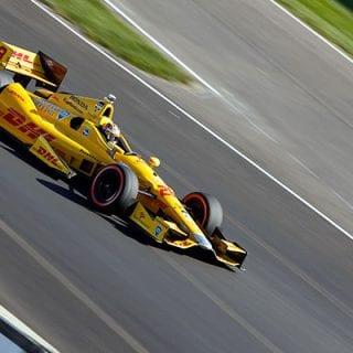 Ryan Hunter-Reay 2014 Indy 500 Results