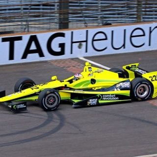 Sage Karam Indy Driver Website