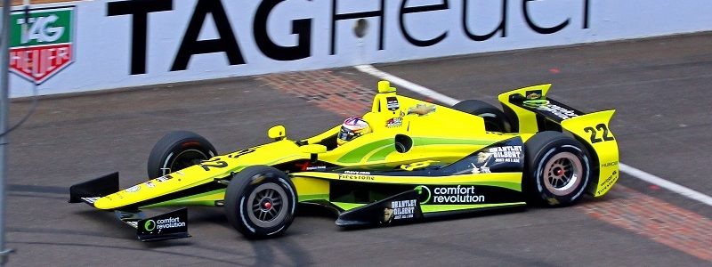 INDYCAR: Sage Karam Indy Driver Website Launch