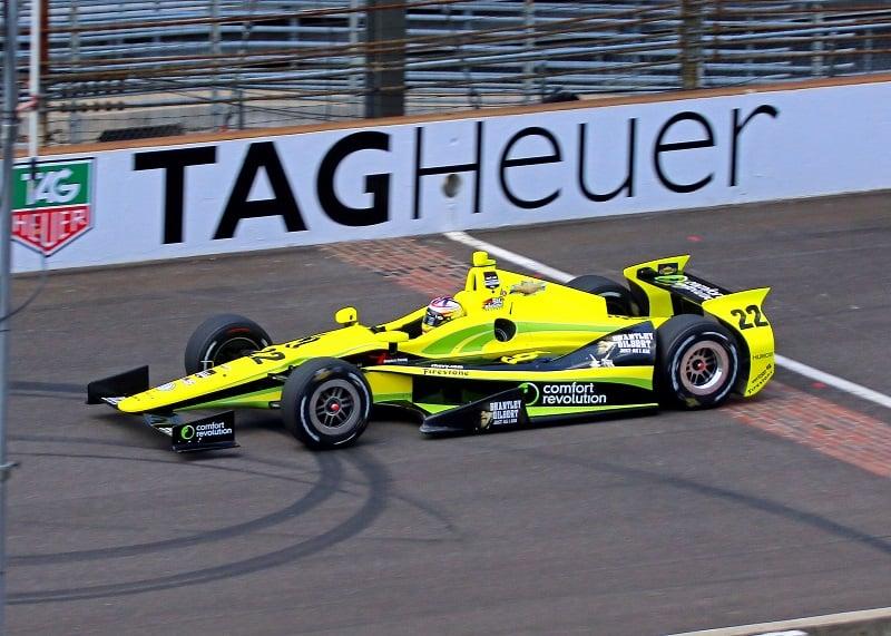Sage Karam Indy Driver Website