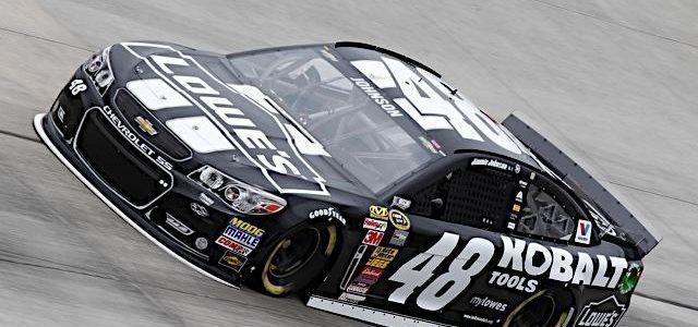 2014 Dover NASCAR Results