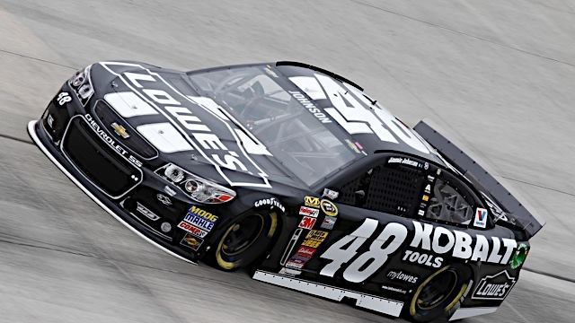 2014 Dover NASCAR Results Jimmie Johnson