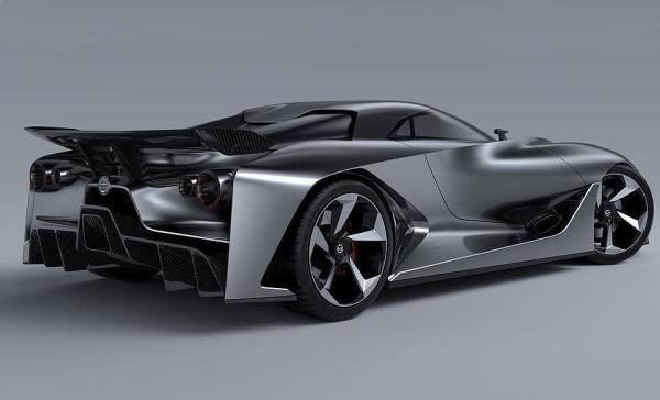 2020 Nissan Gtr R36 Vision Gran Turismo Racing News