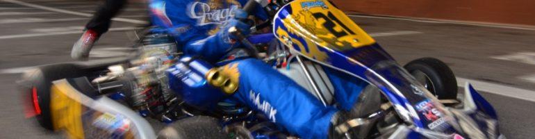 Andrick Zeen Joins Praga Karting Team