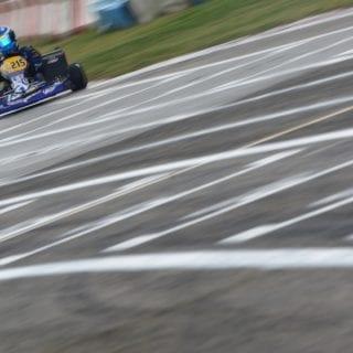 Andrick Zeen To Praga Racing Chassis