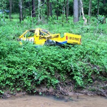 Dale Earnhardt Jr Race Car Graveyard Dirty Mo Acres