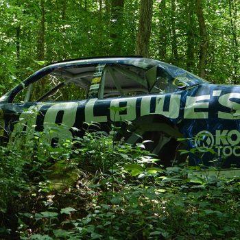 Dale Earnhardt Jr Race Car Graveyard Jimmie Johnson