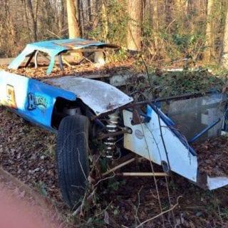 Dale Earnhardt Jr RaceCar Graveyard Dirty Mo Acres