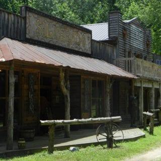 Dale Earnhardt Jr Whiskey River Old Western Town