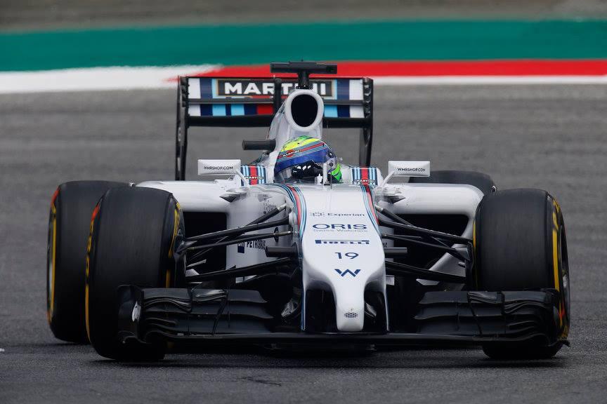 Felipe Massa Pole Position ( Red Bull Ring )