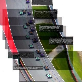 Felipe Massa Sergio Perez Crash Timeline