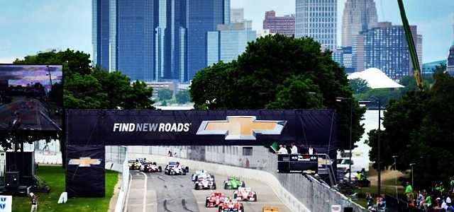 Indy Dual In Detroit Results Race 1