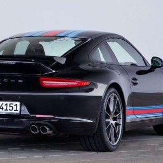 Martini Porsche 911 Back
