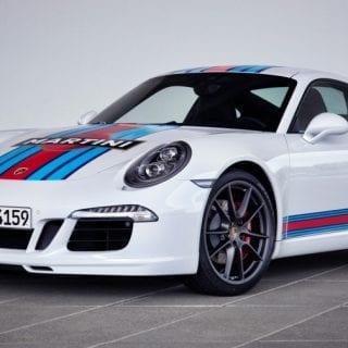 Martini Porsche 911 S Martini Racing Edition White