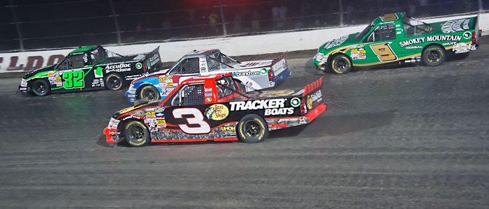 NASCAR Dirt Race Format Changes