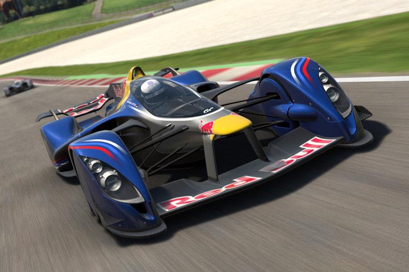 Red Bull Ring GT 6 Track ( Red Bull x2014 )