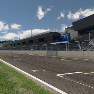 Red Bull Ring Gran Turismo Track ( F1 )