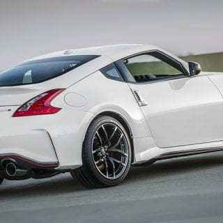 2015 Nissan 370Z Nismo Concept Photos Back